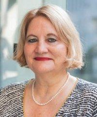 Christa Stolle, geschäftsführende Vorstandsfrau