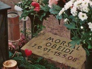 Grab Morsal Obeide. Foto: © TERRE DES FEMMES e.V.