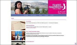 Filmfest Frauenwelten