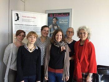 Treffen anlsslich des Internationalen Frauentages am 8 - Bvz