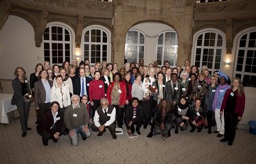 In dem deutschlandweiten Netzwerk Integra bündeln Fachkräfte und Vereine ihr Engagement und ihr Wissen rund um weibliche Geniatlverstümmelung. Foto ©: Lioba Keuck