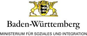 Logo Banden Württemberg Ministerium für Soziales und Integration