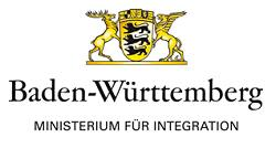 Logo Ministerium für Integration Baden-Württemberg