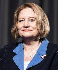 Christa Stolle, geschäftsführende Vorständin