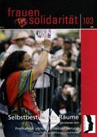 Titelblatt Frauensolidarität 103